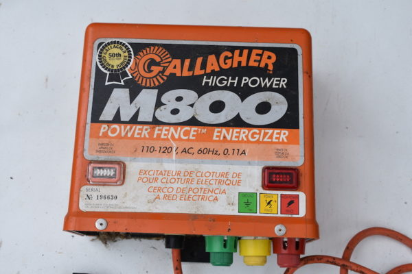 Gallagher M800 Power Fence