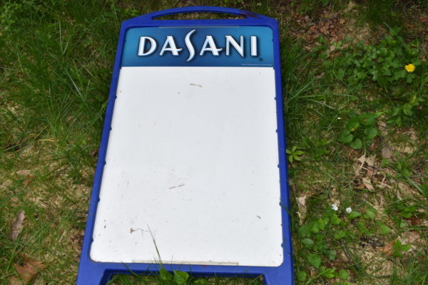 Water Sign for Sale in Vermont
