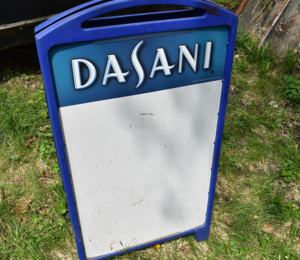 Water Snack Bar Sign for Sale