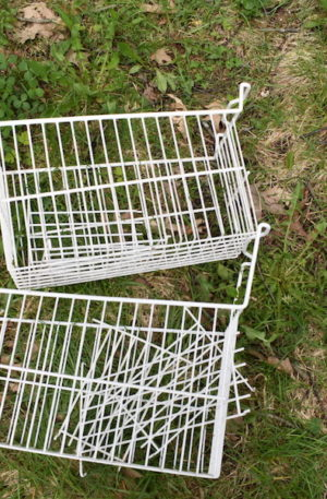 Wire Baskets for Sale